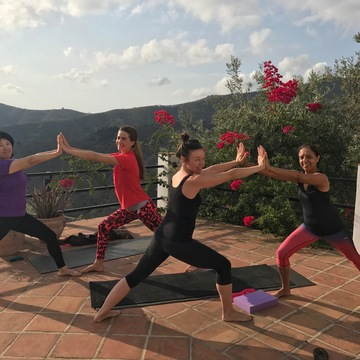 Rejunivating Yoga and Meditation Retreat in Andalucia,Spain  15-19 May, 2019