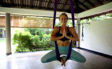 30-hour Aerial Yoga Teacher Training Costa Rica