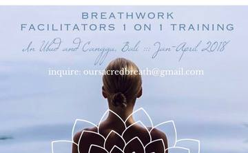 LEVEL 1 BREATHWORK TEACHER TRAINING
