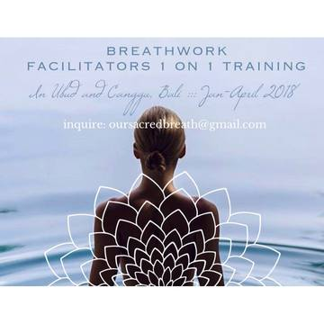 LEVEL 1 BREATHWORK TEACHER TRAINING