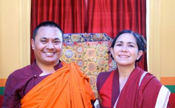 Berkeley; Vajrayogini Empowerment & Milarepa Tsok Feast