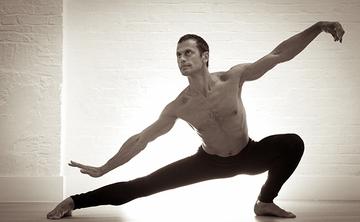 Shadow yoga - 1st prelude form 'The Balakrama'