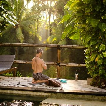 TRANSCENDENTAL MEDITATION RETREAT IN BALI