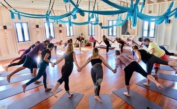 Yoga Madre 200hr Teacher Training in Belize