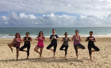 7-Day Yoga, Culture and Service Retreat in San Juan, Puerto Rico (May 5-11, 2018)