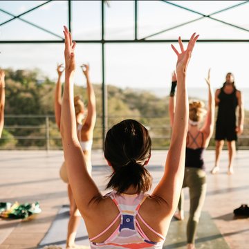 12 Day Ashtanga Yoga Teacher Training in Costa Rica - April 2019