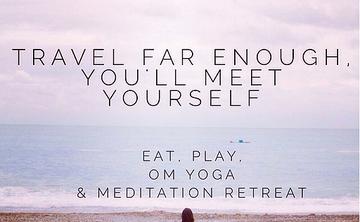Eat Play OM Women's Yoga and Meditation Retreat, Baja, Mexico