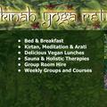 shekinah Yoga Retreat