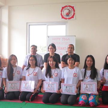 Happy Yoga International
