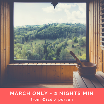 2 Night Stay – Room only – March Special Offer