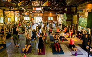 Camp Yoga, Florida, March 23 - 25, 2018