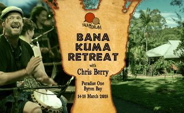 Bana Kuma Retreat with Chris Berry