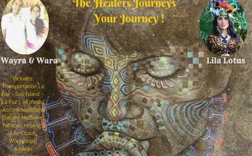 The Healer's Journey Shamanic Healing Retreat