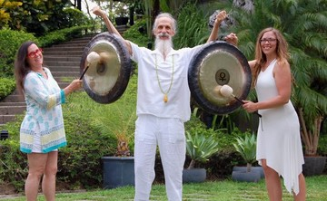 Kundalini Yoga, Gong Yoga and the 5 Elements - Nosara, Costa Rica