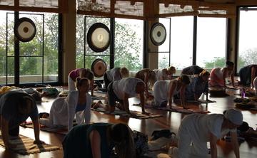 Kundalini Yoga, Gong Yoga and the 5 Elements - Nosara, Costa Rica