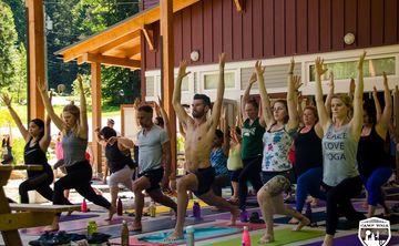 Camp Yoga, Texas, April 27-29 2018