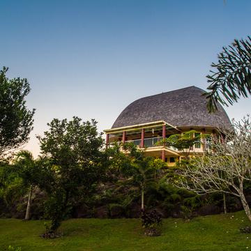 Samoan Highland Retreat