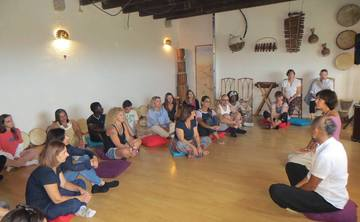 Priestess Apprentice Training in Portugal