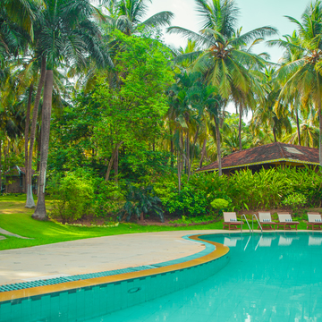 Yoga and Ayurveda retreat at the Kairali Ayurvedic Healing Village