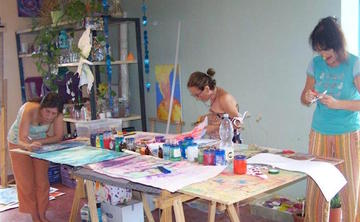 Advanced Painting Retreat