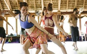 Heart Moves Music and Yoga Session in New Zealand