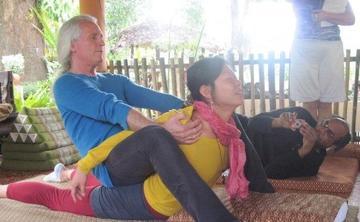 Vedic Thai Massage Retreat & Workshop