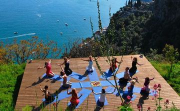 OASIS OF PEACE, Amalfi Coast Yoga Retreat
