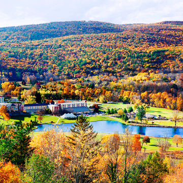 Hudson Valley Catskills R&R Retreat  - The Secret to a Long, Healthy and Happy Life