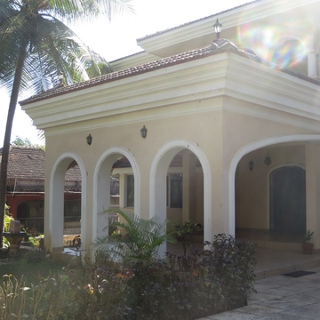 TATVA Center in Goa, India