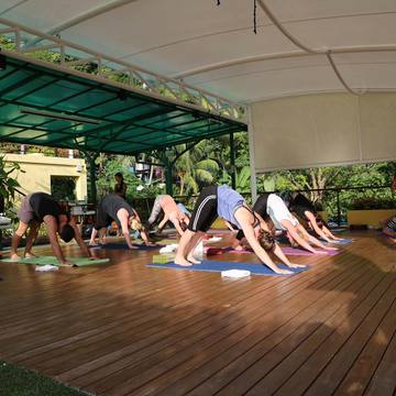 Yoga Teacher Training School in Thailand