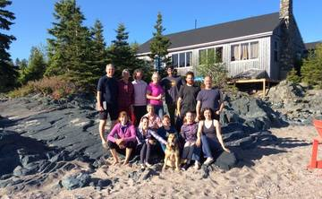 Lake Superior Paddle and Yoga Retreat