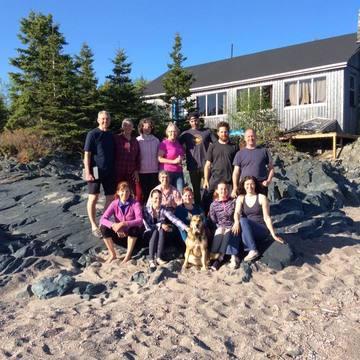 Lake Superior Paddle and Yoga Retreat
