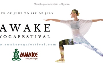 Awake Yoga Festival Portugal