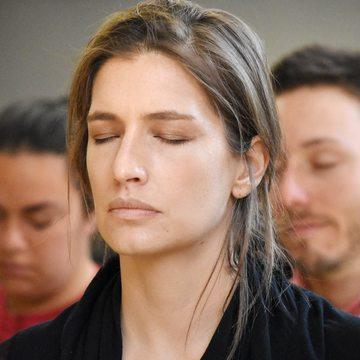 Meditation in Salt Lake City