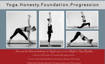 Yoga Workshop with Adriane Ehmann