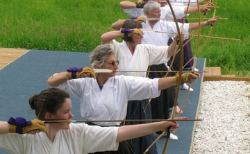 Kyudo Weekend - Way of the Bow (Japanese Meditative Archery)