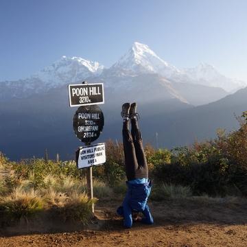 Nepal Yoga Journey 2019