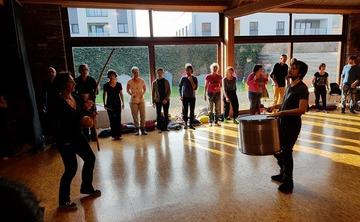 TaKeTiNa Rhythm Workshop - The Rhythmic Voice