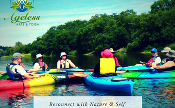 Kayaking, Yoga & Meditation – Wednesday, June 13