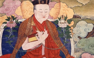Cancelled, Private Registration for Live Webcast: Garland of Jewels (Rinchen Trengwa) Part I: Machig Labdrön's Living Oral Lineage of Chöd