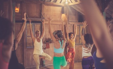Somatic Yoga Movement 200-hr Teacher Training