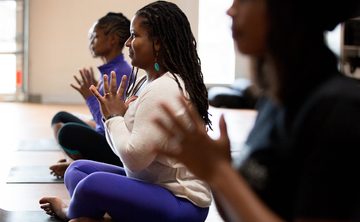 Restore Your Power:  Starshine and Clay Yoga Retreat – A Place for Women of Color to Be – SOLD OUT