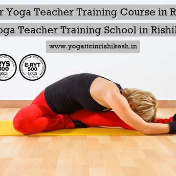 Yoga Teacher Training TTC School in Rishikesh