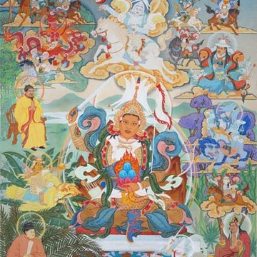 Where Do We Go From Here? A Cradle of Loving Kindness for Vajrayana Practitioners Looking Forward on Our Paths
