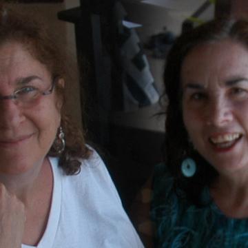 Wendy Kopald and Kay Gardner