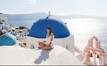 Yoga Retreat Santorni, Greece (summer 2019)