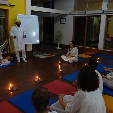 200 hours Yoga teacher training course in Rishikesh India