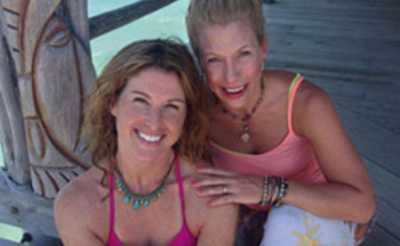 YogaOne Retreat with Meg & Kim