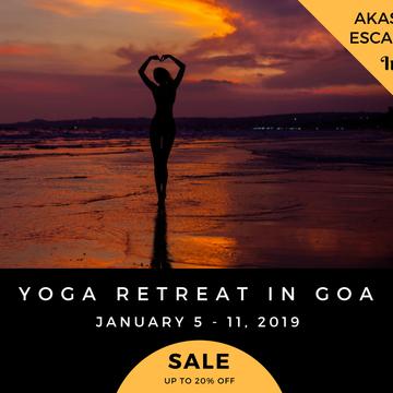 Yoga Retreat in Goa, India – Part I