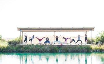 Rebirth Celebration Yoga Retreat with Libby Murfey